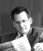 a lawyer reviewing briefs